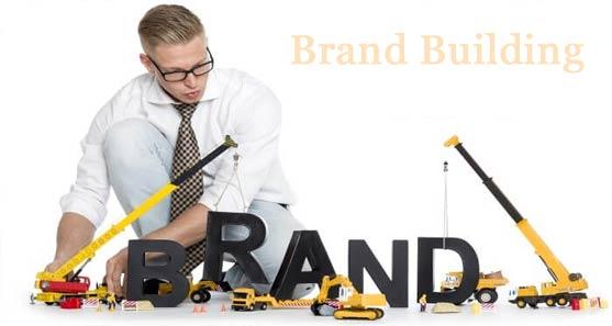 ساخت نام برند جذاب و موفق brand building