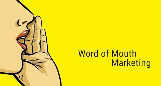 بازاریابی دهان به دهان Word of Mouth Marketing
