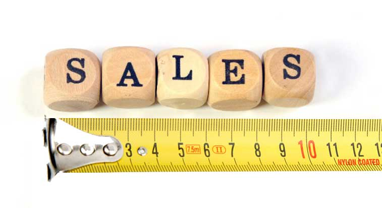 ارزیابی مدیریت فروش، فروشنده ، فرایند 5 روش ارزیابی عملکرد فروش