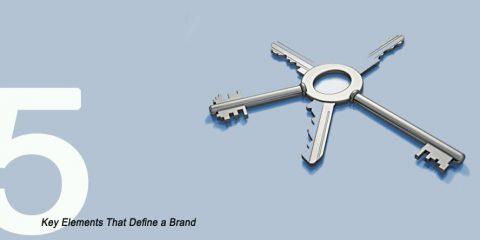 تعریف برند – پنج عنصر اصلی برند
