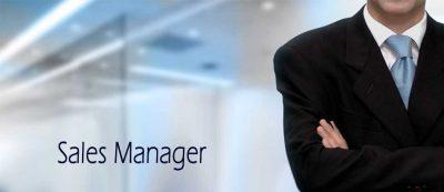 وظایف مدیر فروش وطیفه مدیر فروش نقش مدیر فروش