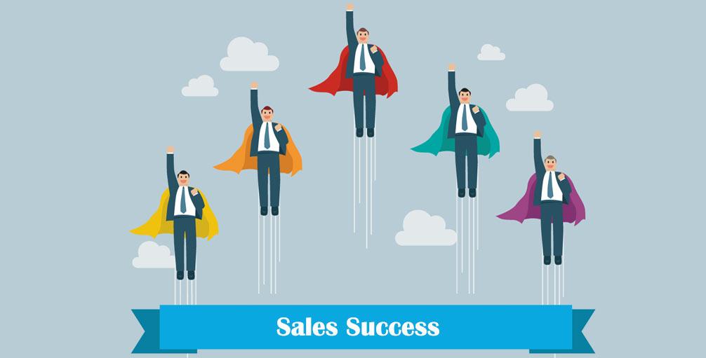 موفقیت در فروش