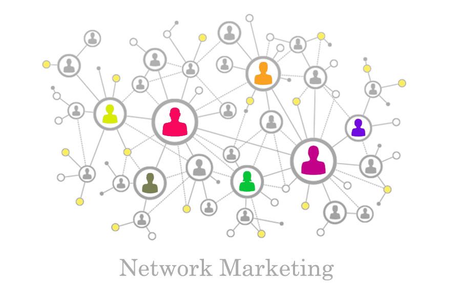 تعریف بازاریابی شبکه ای نتورک مارکتینگ Network Marketing