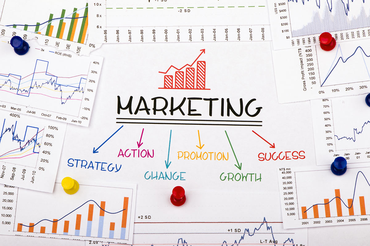 انواع بازاریابی Marketing گونه های بازایابی
