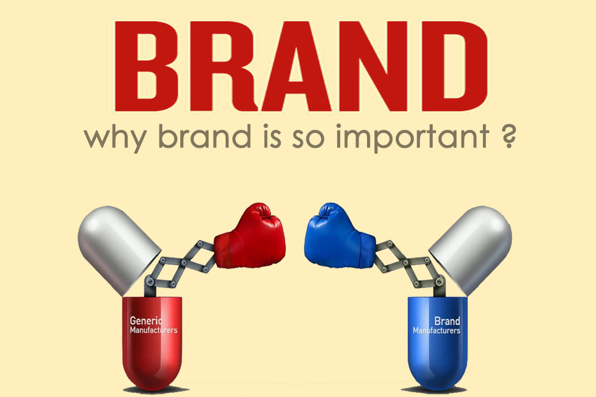 اهمیت برند در بازاریابی - شش دلیل که چرا برند مهم است.