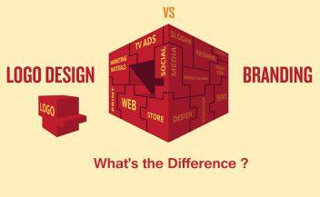 تفاوت لوگو و برندینگ logo branding