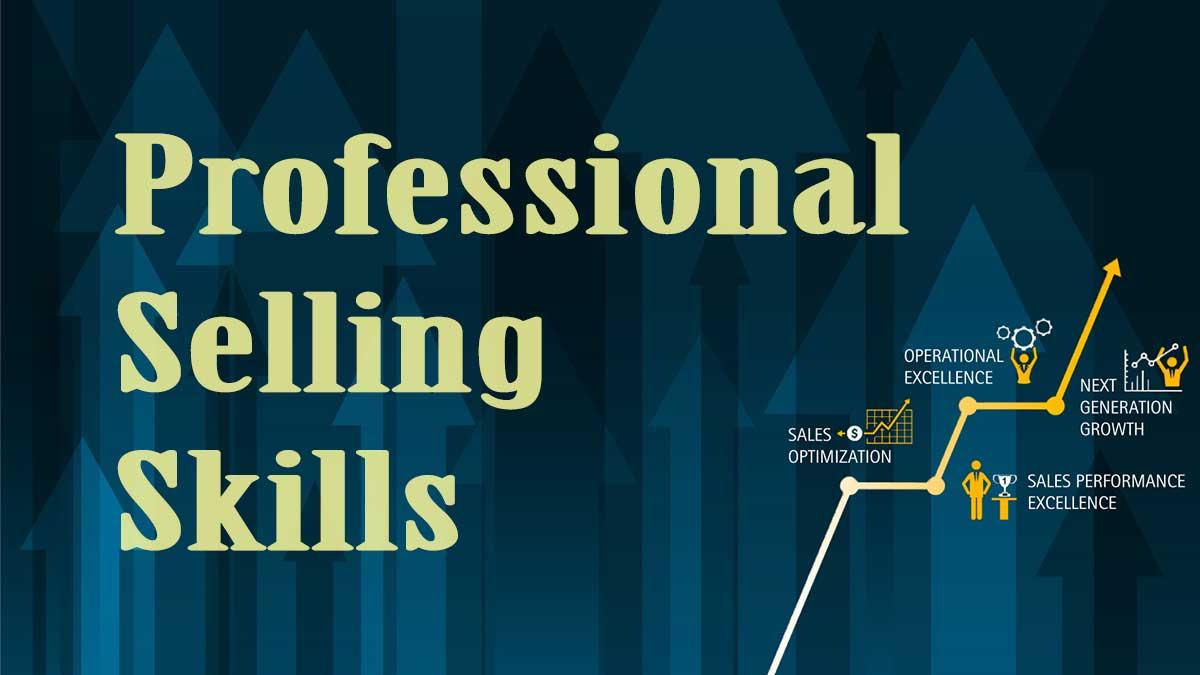 تکنیک و مهارت فروشندگی حرفهای