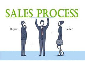 فرایند فروش sales process