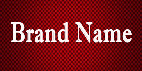 انتخاب اسم برند brand-name