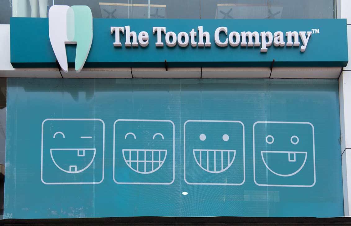 برندسازی کلینیک دندانپزشکی