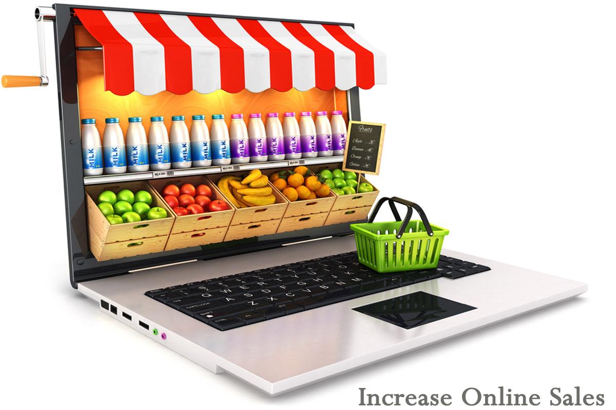 راهکار افزایش فروش آنلاین increase online selling