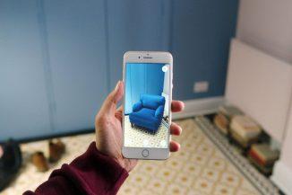 واقعیت افزوده در بازاریابی و فروش AR Augmented Reality