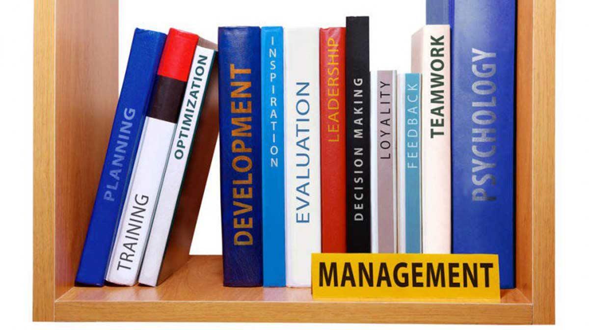 معرفی بهترین کتاب مدیریت کتابهای مدیریتی