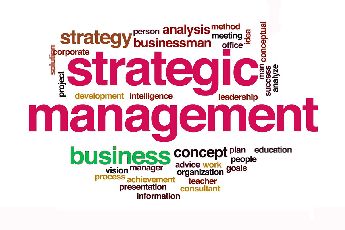 مفاهیم مدیریت استراتژیک ( برنامه استراتژی - چشم انداز - ماموریت - رسالت - خط مشی - هدف )