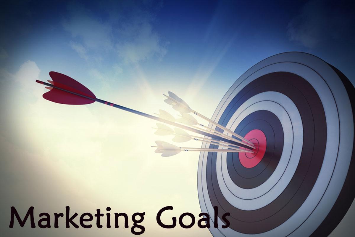 اهداف بازاریابی اهداف مارکتینگ Marketing Goals