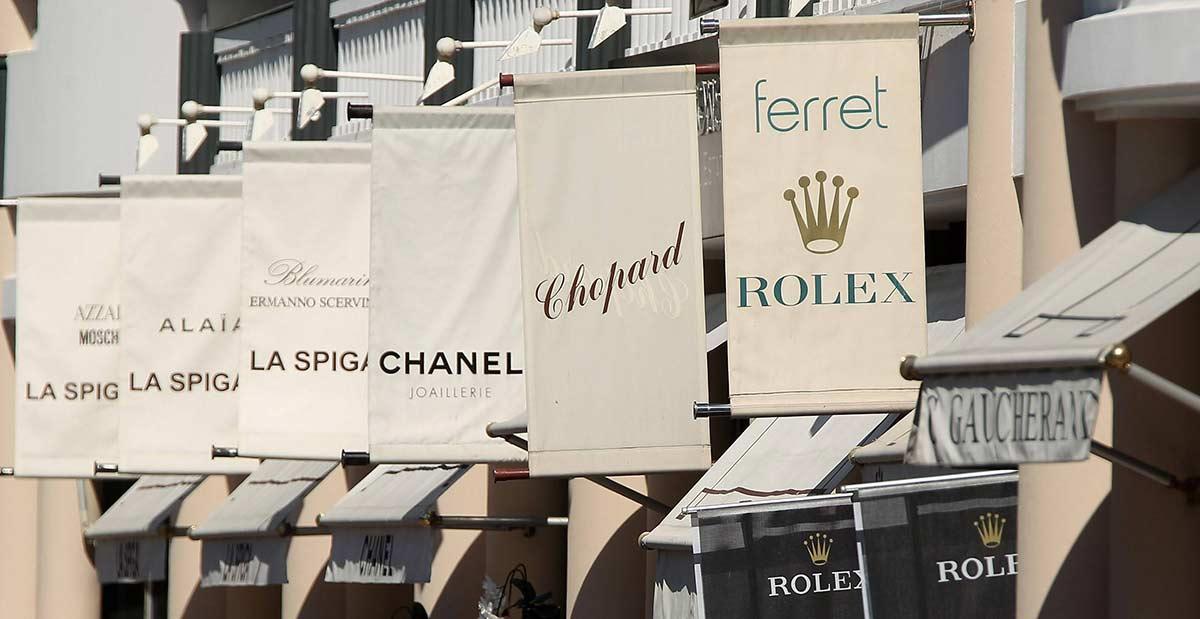 لیست برند لاکشری لاکچری Luxury Brand