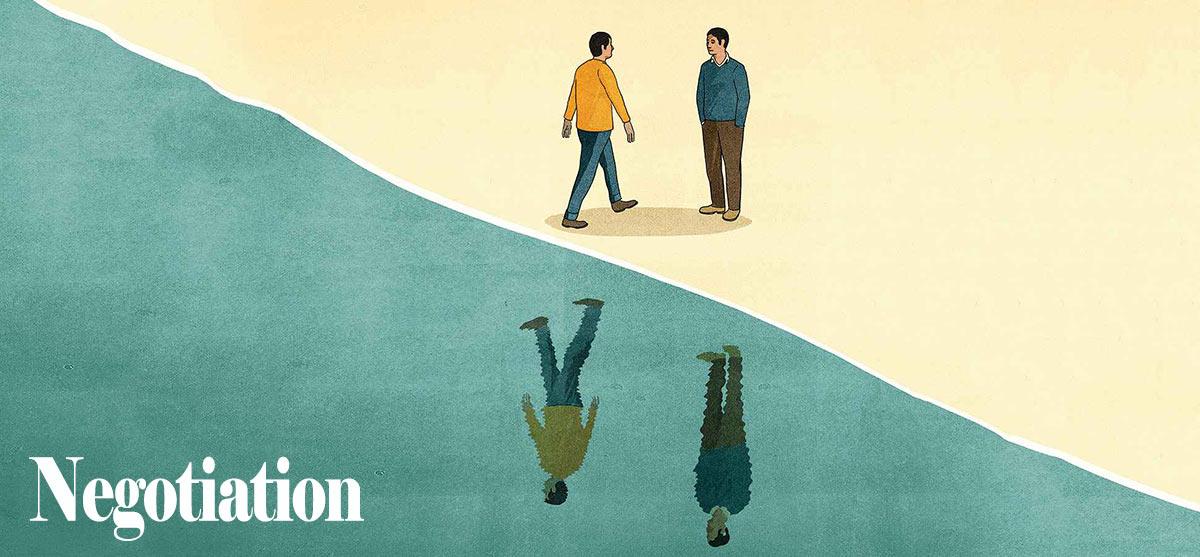 اصول و فنون مذاکره - 4 چیز که در زمان مذاکره نباید گفت