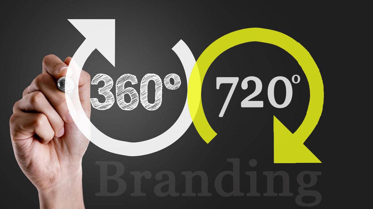برندینگ 360 درجه برندینگ 720 درجه Branding