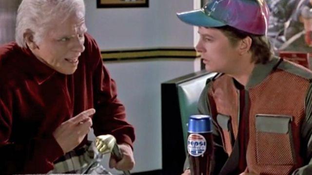 جایگذاری محصول Product Placement Back to the Future - Pepsi products جایگذاری محصول Product Placement ( تبلیغات نامحسوس برند در فیلم و سریال )