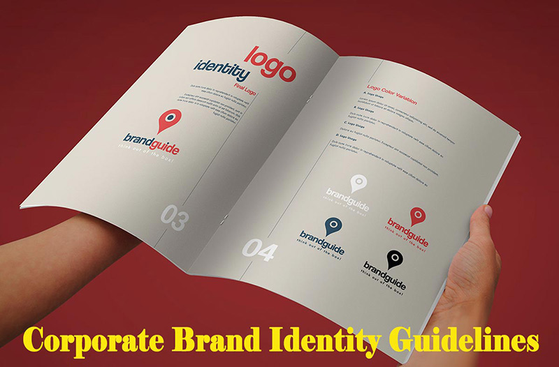 Brand Book برند بوک هویت هویت