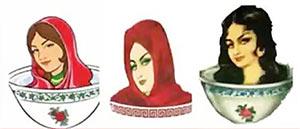Brand character برند چای شهرزاد کاراکتر برند Brand character – مطالعه موردی وبوبسایت و مرکز خبرهای جدید علی بابا