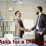 تخفیف گرفتن – پاسخ به درخواست تخفیف مشتری