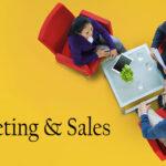 بازاریابی و فروش Sales & Marketing