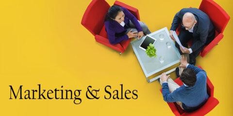 Marketing Sales بازاریابی و فروش IranMCT