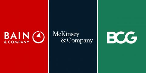 Bain McKinsey BCG شرکت مشاوره مدیریت ایران بین المللی