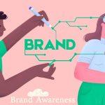 تأثیر رسانه های اجتماعی بر آگاهی از برند