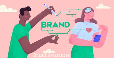 Brand Awareness Social Media آگاهی از برند رسانه اجتماعی