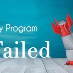 چرا برنامه وفاداری به شکست می انجامد ؟