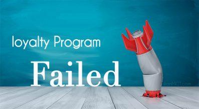 Loyalty Programs Failed برنامه های وفاداری مشتری